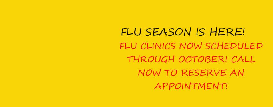 MKPA Flu Clinics